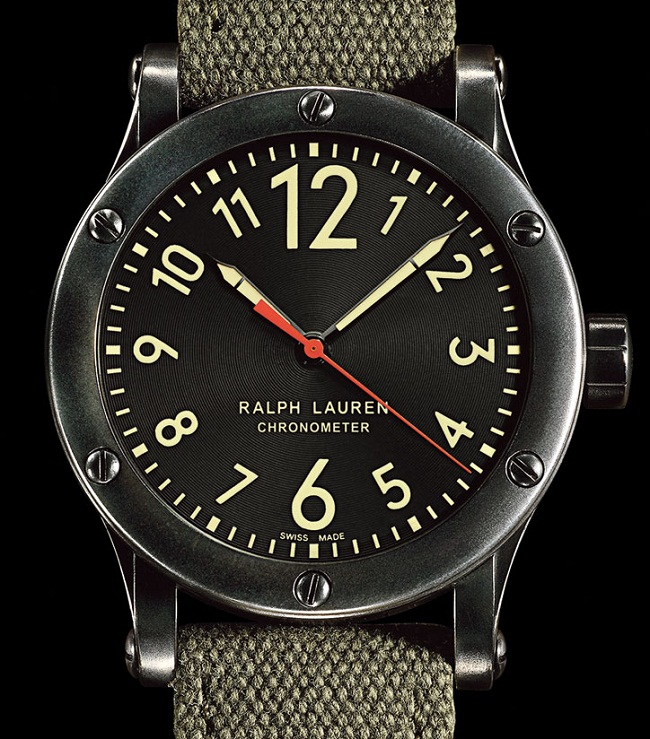 Ralph Lauren RL67 Safari Chronometer