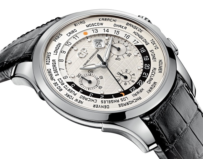 Girard-Perregaux Traveller ww.tc 49700-11-133-BB6B photo