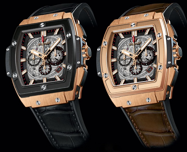Hublot Spirit of Big Bang 18K gold