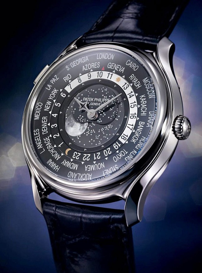 Patek Philippe World Time Moon 5575G
