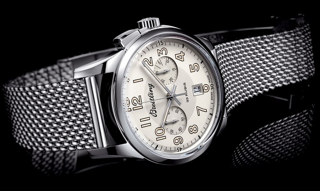 Breitling Transocean Chronograph 1915 photo