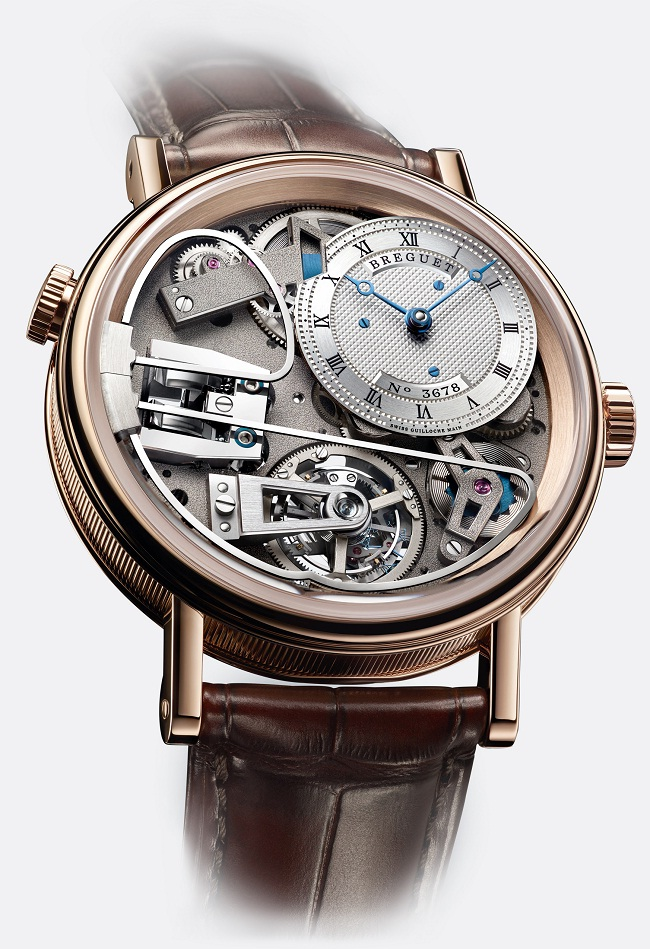 Breguet Tradition Répétition Minutes Tourbillon 7087 photo