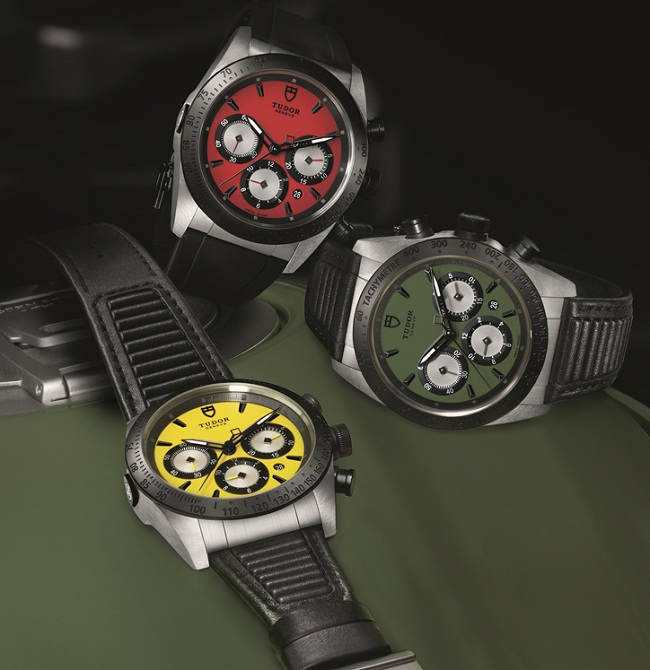 Tudor Fastrider Chrono 42010N collection