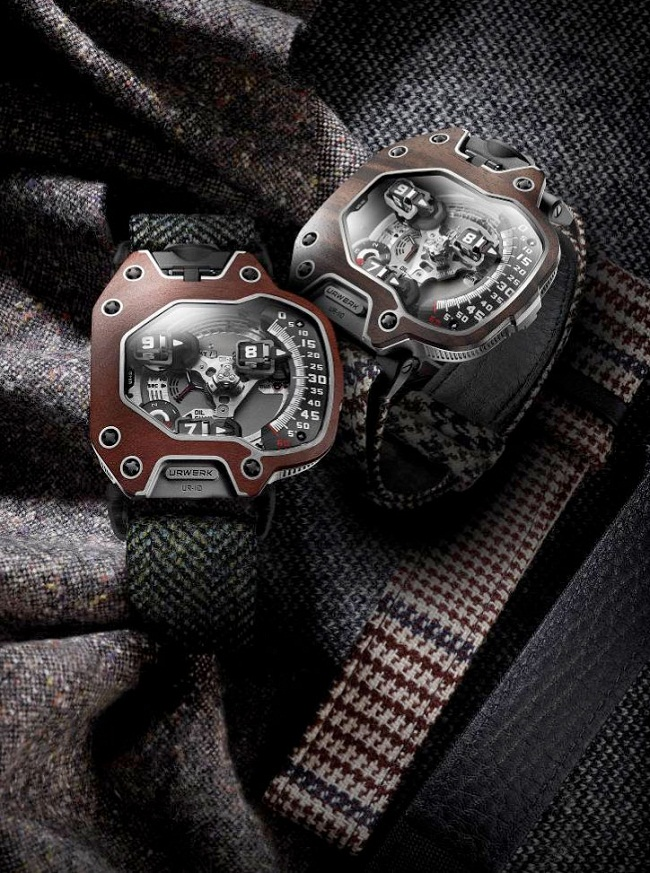 URWERK UR-110 EastWood collection