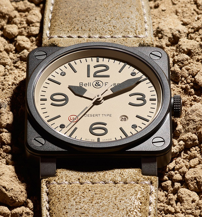 Bell & Ross BR 03-92 Desert Type photo
