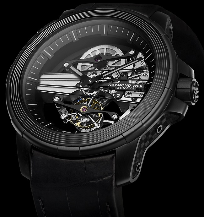Raymond Weil Nabucco Cello Tourbillon 1842 BSF 20001