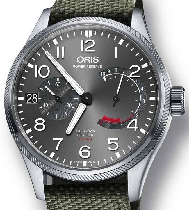 Oris Big Crown ProPilot Calibre 111 front