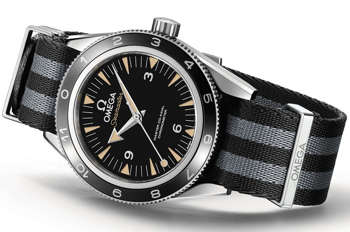 Omega Seamaster 300 Spectre Limited Edition photo2