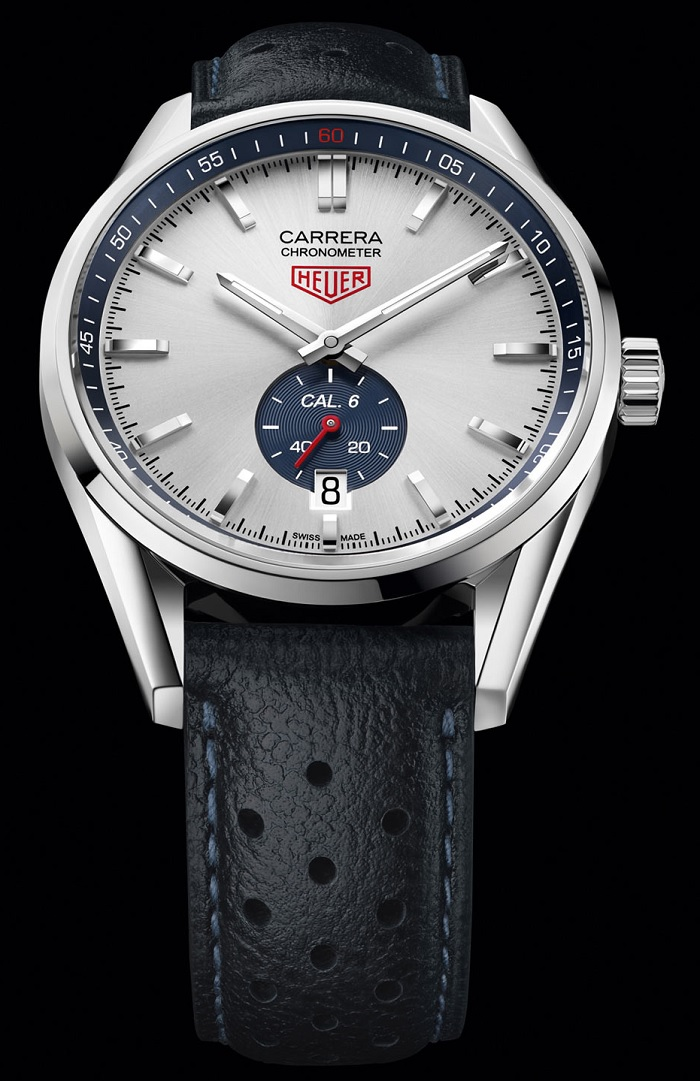 Tag Heuer Carrera Calibre 6 Chronometer WV5111.FC6350