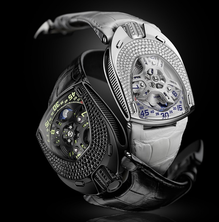 Urwerk UR-106 Lotus collection1