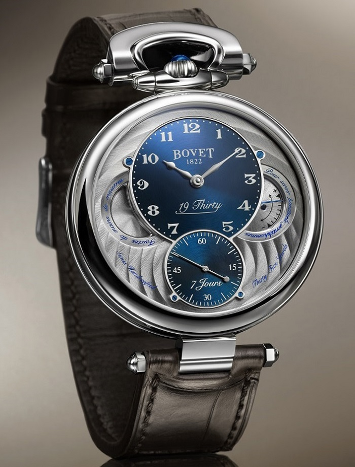 Bovet 19Thirty FLEURIER photo