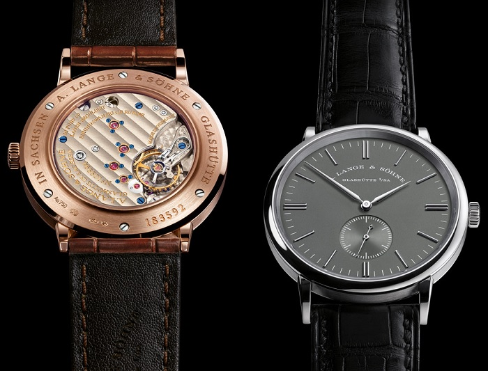 A. Lange & Sohne Saxonia Boutique Edition Collection