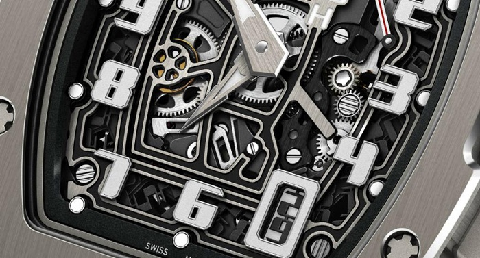 Richard Mille RM 67-01 dial1