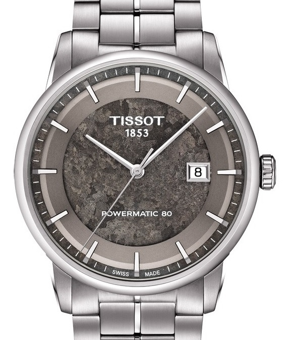 Tissot Luxury Automatic Jungfraubahn Edition t086_407_11_061_10 front