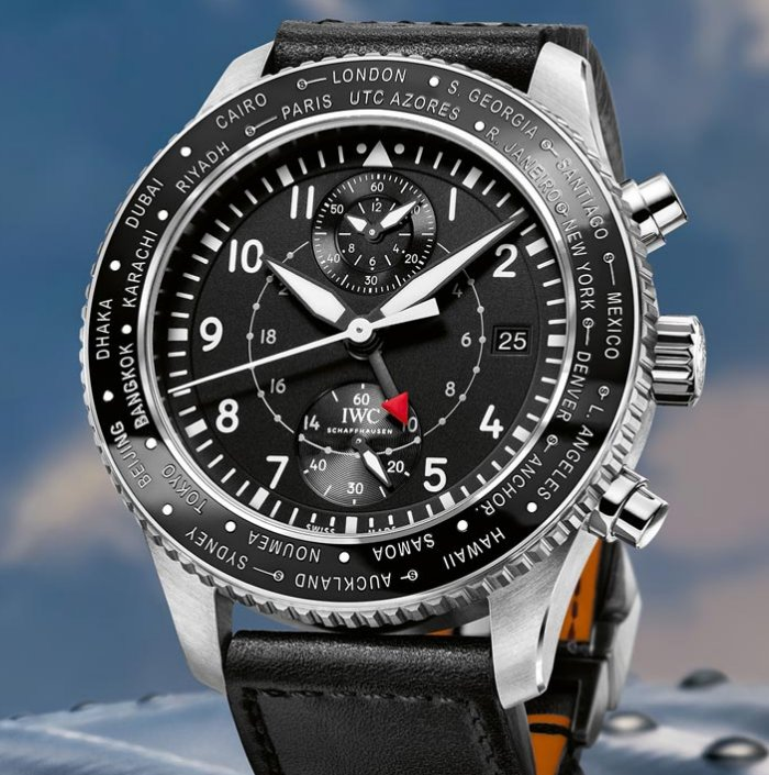 IWC Pilot's Watch Timezoner Chronograph IW395001 photo2