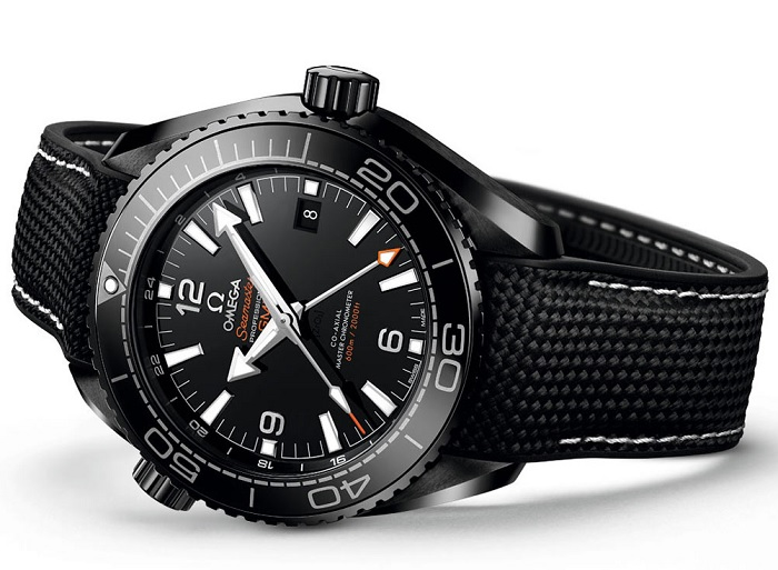 Omega Seamaster Planet Ocean Deep Black 215.92.46.22.01.001 photo