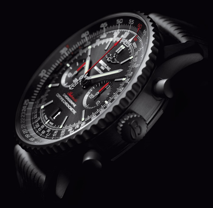 Breitling Navitimer 46 Blacksteel MB012822-BE51-252S-M20DSA.2 photo2