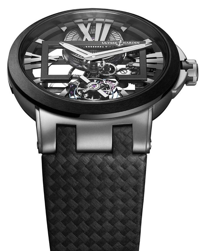 Ulysse Nardin Executive Skeleton Tourbillon 1713-139 photo