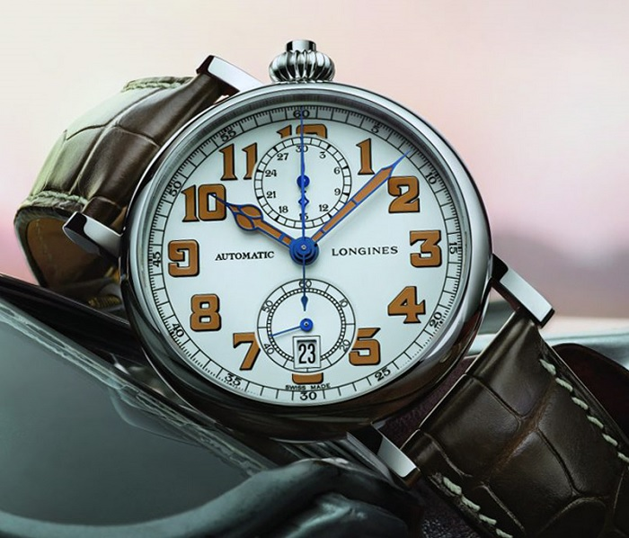 Longines Avigation Watch Type A-7 1935 L2.812.4.23.2 photo1