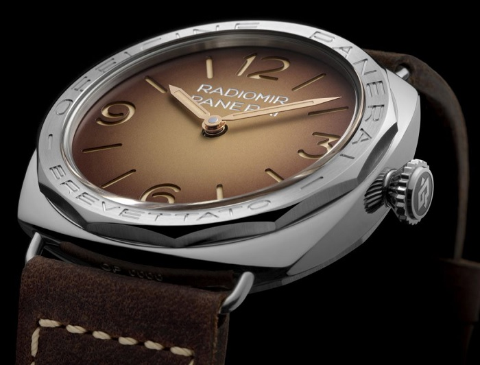 Officine Panerai Radiomir 3 Days Acciaio PAM00687 photo