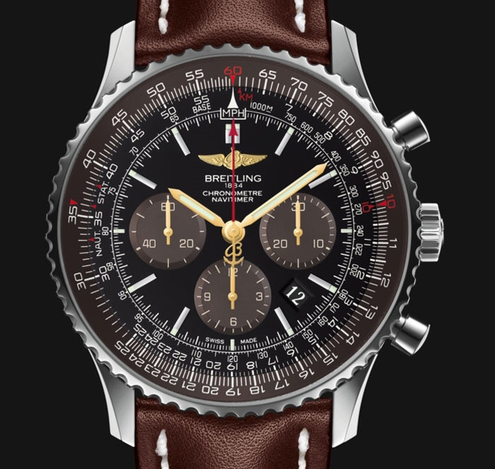 Breitling Navitimer 01 46 mm Limited Edition AB0127E3-BE81-443X-A20BA.1 front