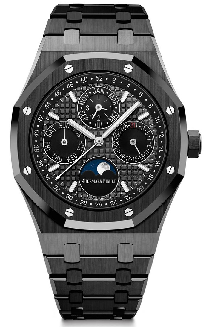 Audemars Piguet Royal Oak Perpetual Calendar Black Ceramic 26579CE.OO.1225CE.01
