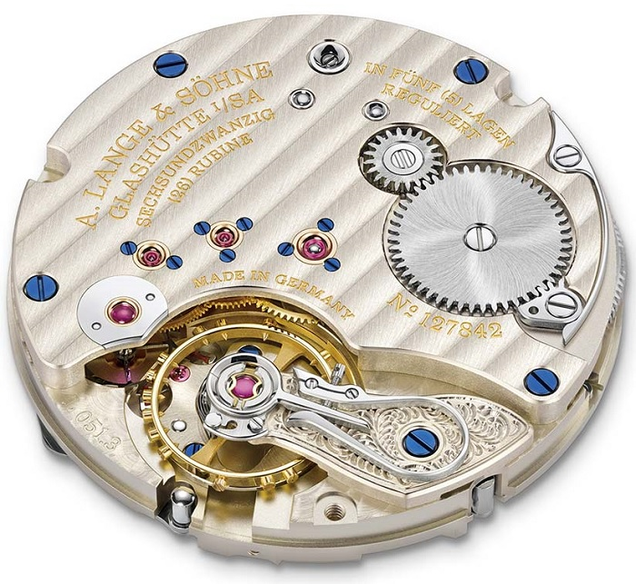 A. Lange & Sohne 1815 Annual Calendar L051.3 movement