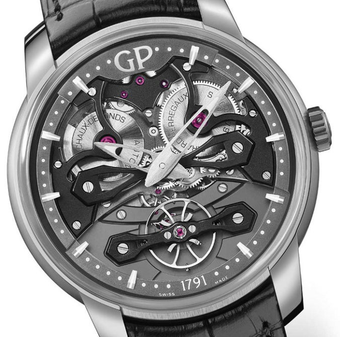 Girard-Perregaux Neo-Bridges 84000-21-001-BB6A photo