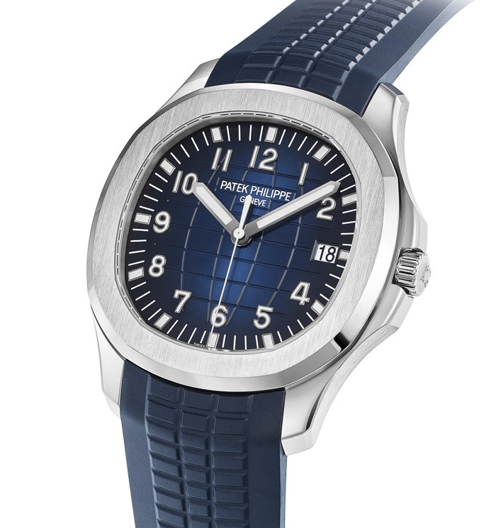 Patek Philippe Aquanaut 5168G photo3