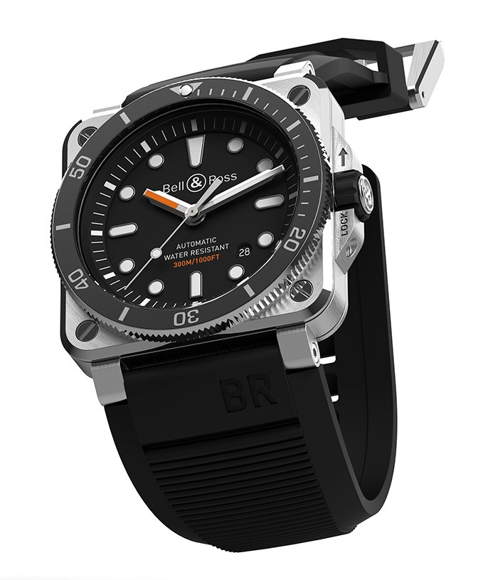 Bell & Ross BR 03-92 Diver BR0392-D-BL-STSRB photo1