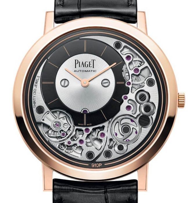 Piaget Altiplano Ultimate Automatic 910P G0A43120 front-min