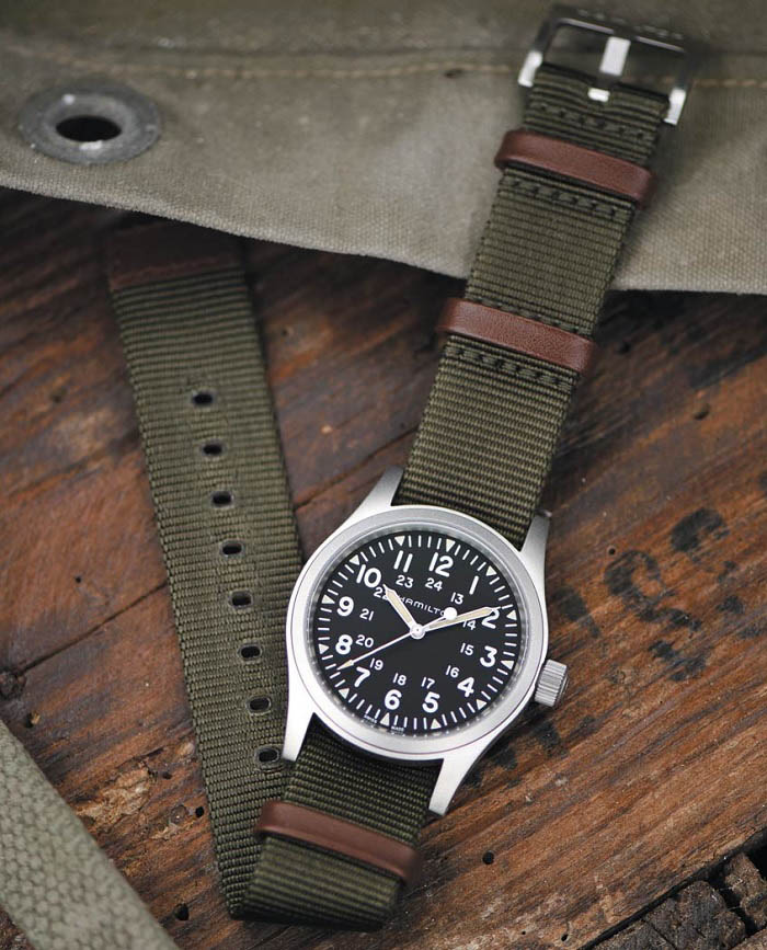 Hamilton Khaki Field Mechanical 38 mm H69429931 photo3-min