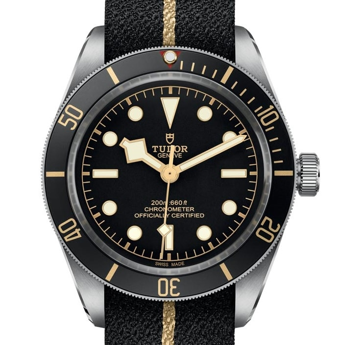 Tudor Black Bay Fifty-Eight M79030N front-min