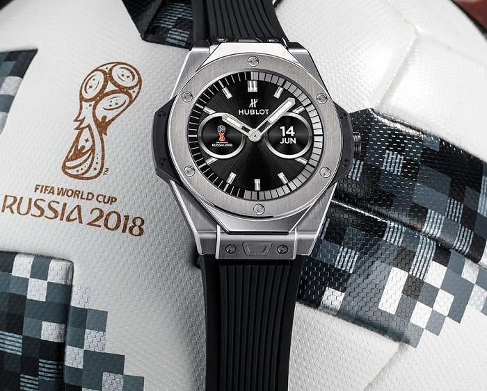 Hublot Big Bang Referee 2018 FIFA World Cup Russia 400.NX.1100.RX photo1-min