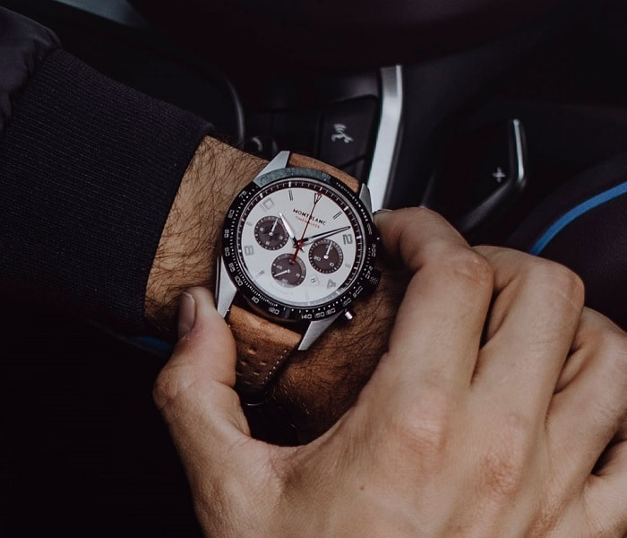 Montblanc TimeWalker Chronograph GFoS 2018 Limited Editions 118491 photo2-min
