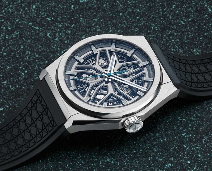Zenith Defy Classic Range Rover Special Edition 95.9001.67077.R791 photo-min