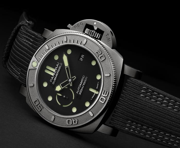 Panerai Submersible Mike Horn Editions (PAM984)
