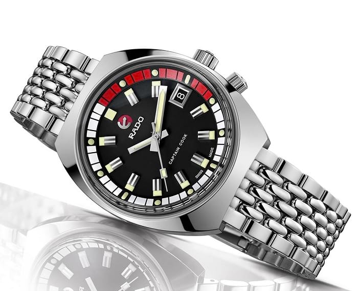 Rado Captain Cook MKII (ref. 763.0522.3.015)