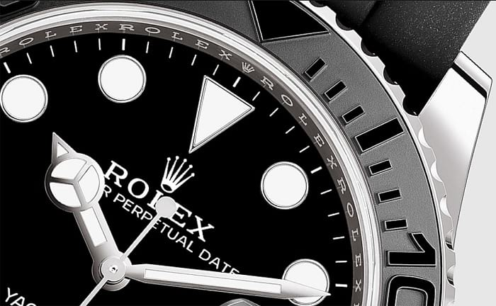 Rolex Oyster Perpetual Yacht‑Master 42 226659 dial1