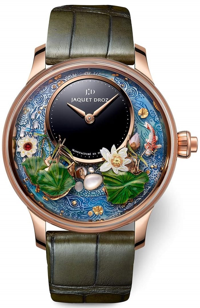 Jaquet Droz Magic Lotus Automaton J032633270