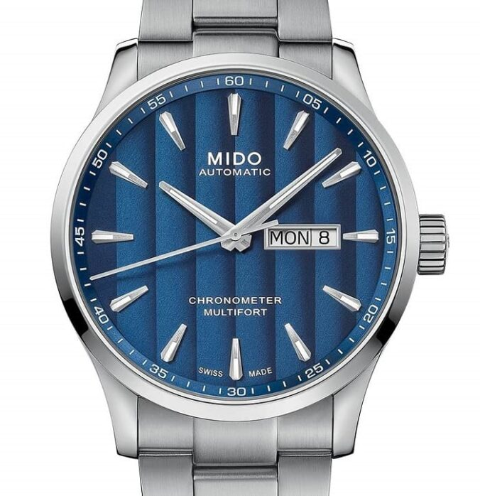 Mido Multifort Chronometer 1 M038.431.11.041.00 front