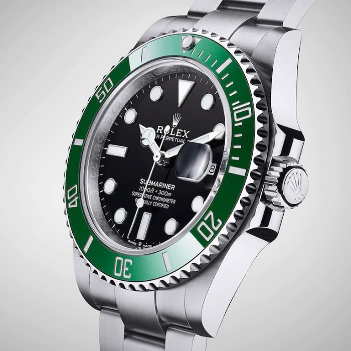 Rolex Oyster Perpetual Submariner Date 126610LV front